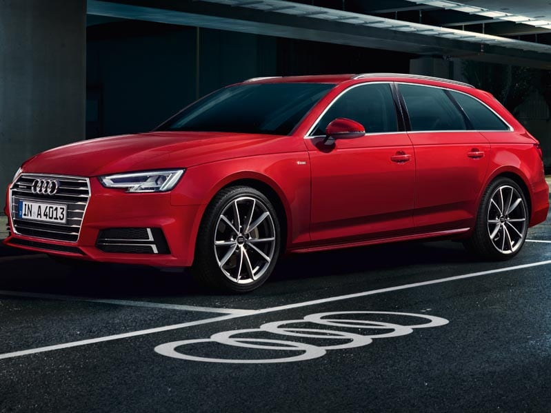 Audi Geschäftsleasing
