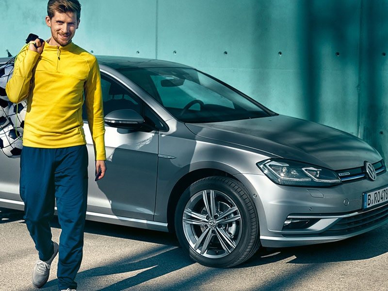 Volkswagen Jahreswagen