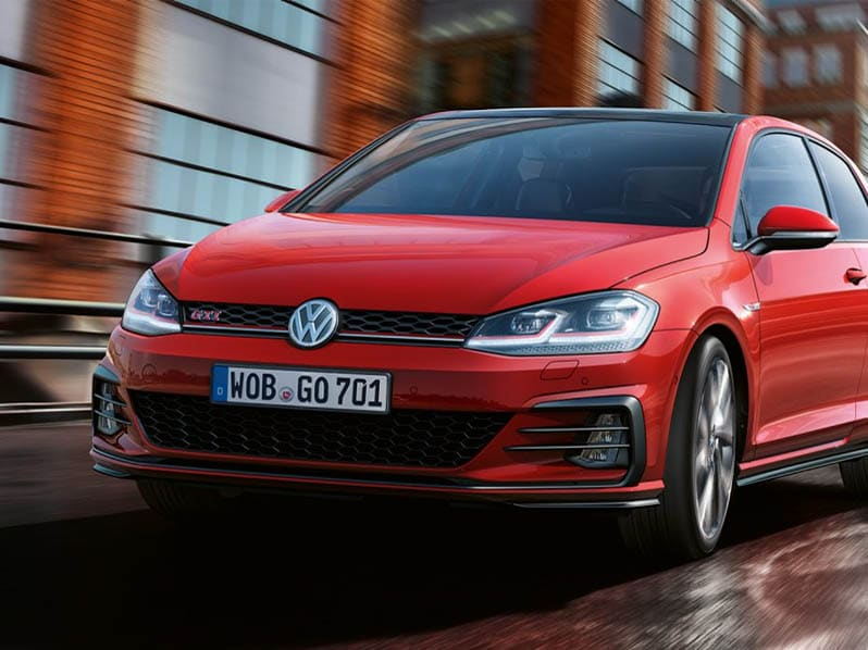 "Der Golf GTI ""Performance"""