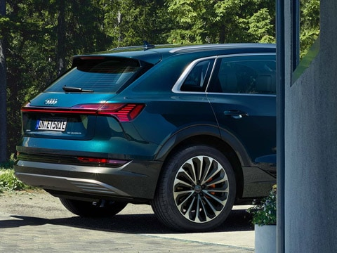 Audi e-tron Business-Leasing
