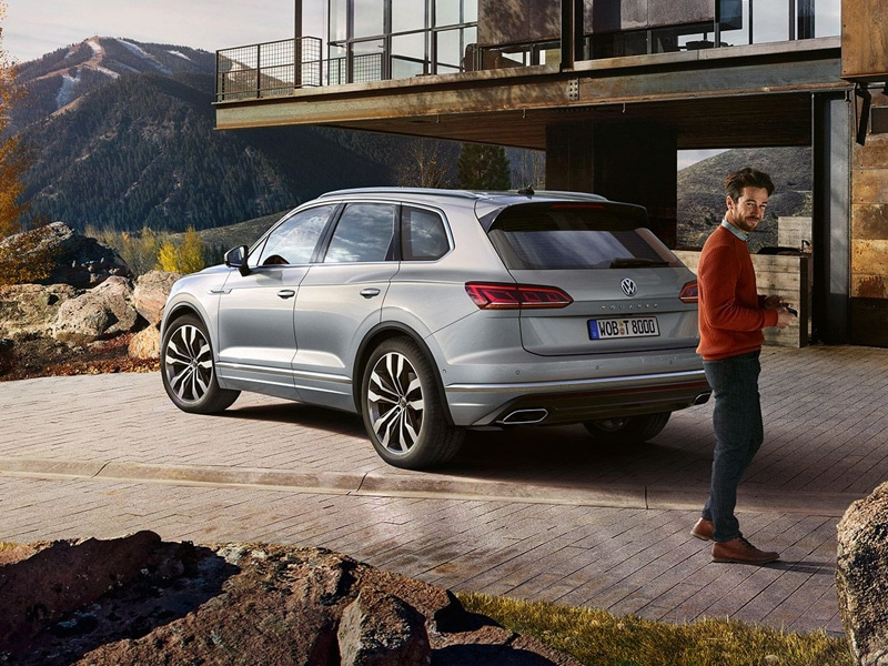 Touareg Business-Leasing