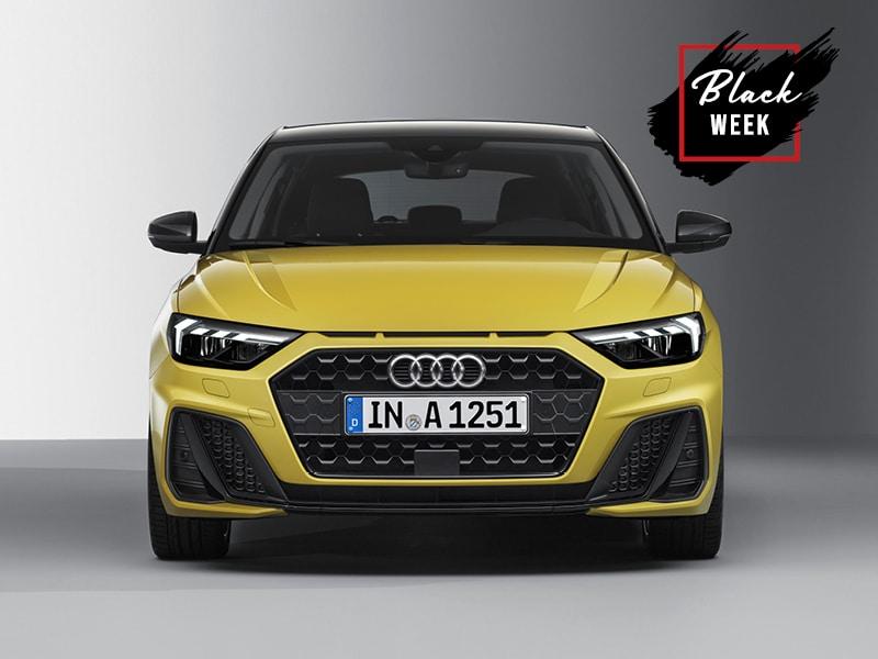 Audi Black Week Deals