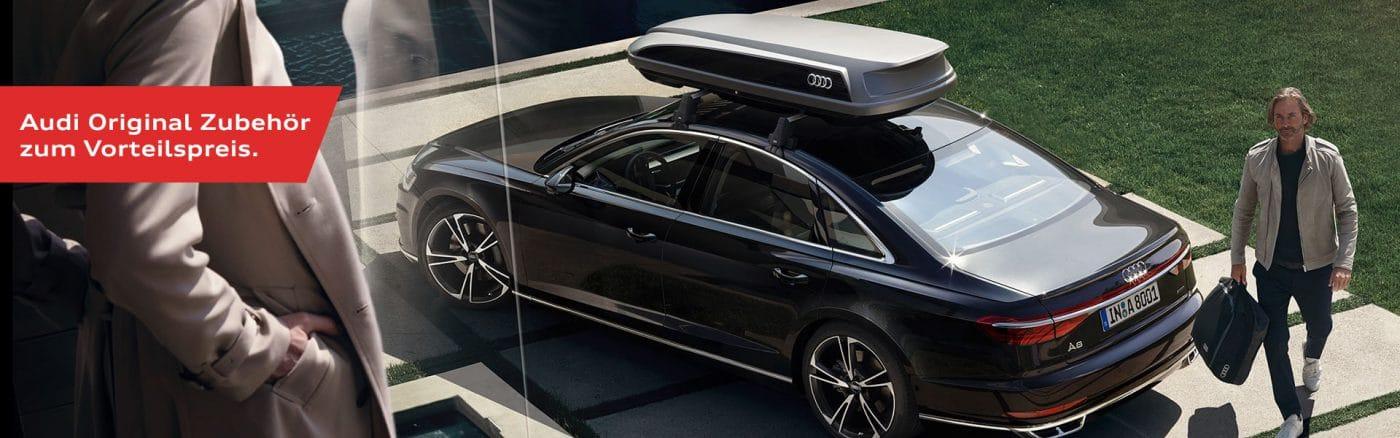 Audi Zubehör Aktion
