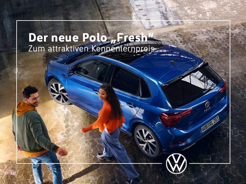 """Polo """"Fresh"""""""