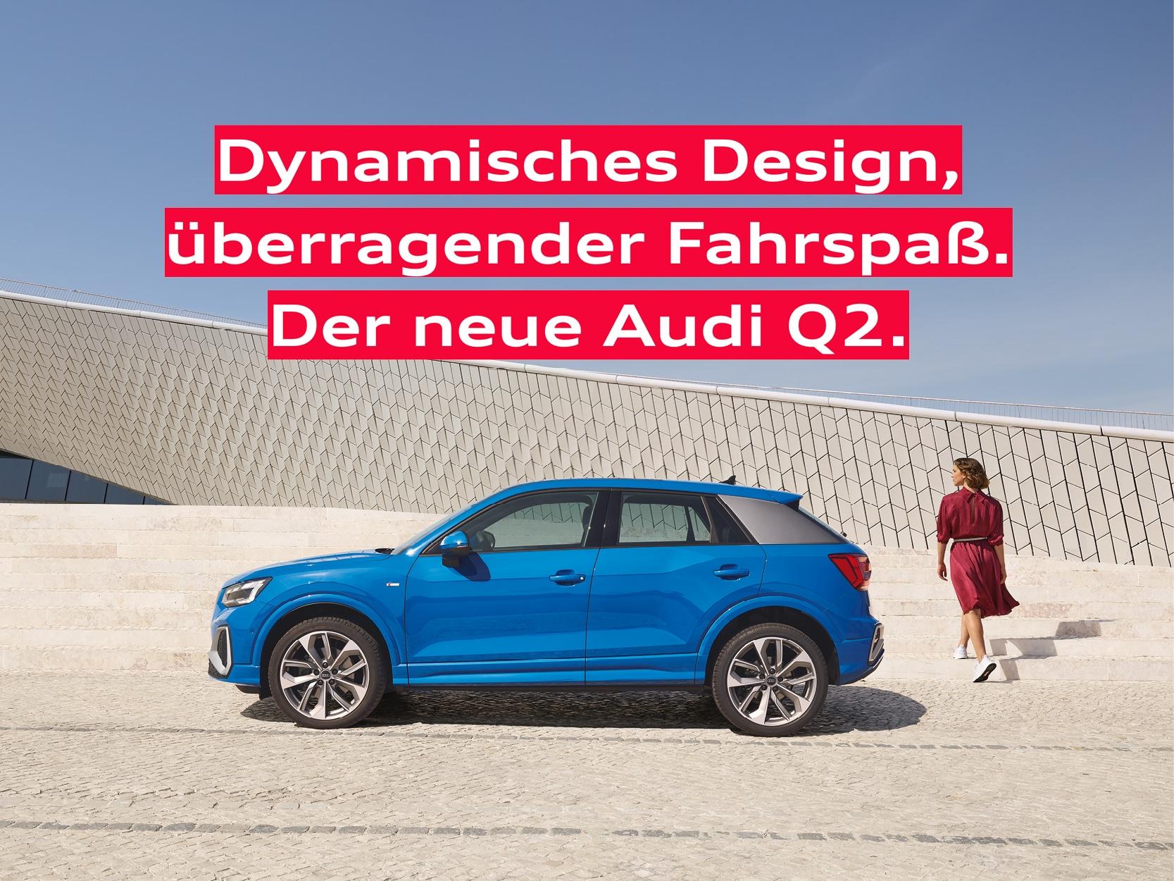 Audi Q2 Angebot