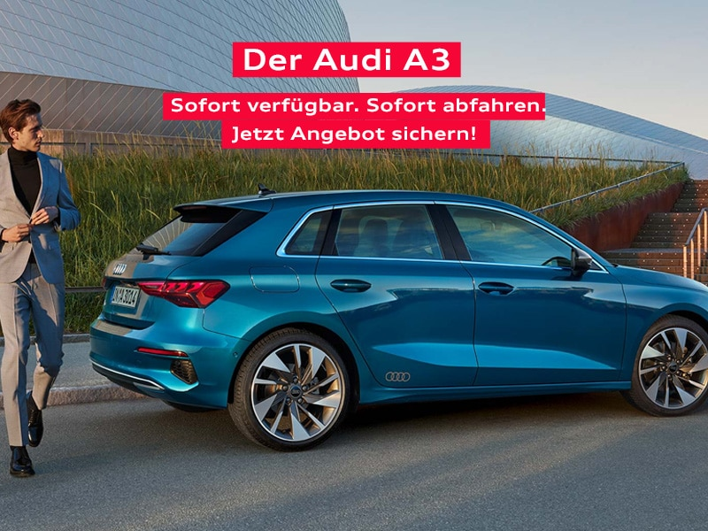 Audi A3 Aktion